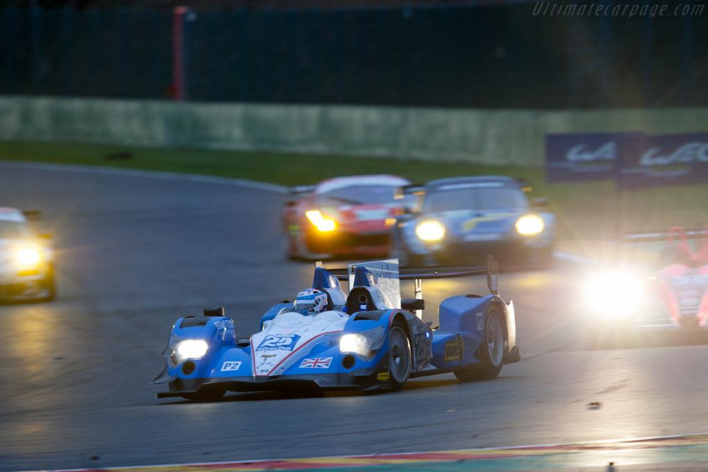 Oreca 03 Judd    - 2012 WEC 6 Hours of Spa-Francorchamps