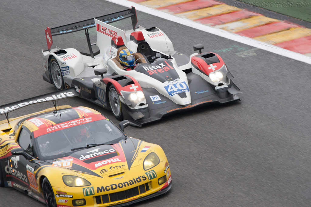 Oreca 03 Judd    - 2012 WEC 6 Hours of Spa-Francorchamps