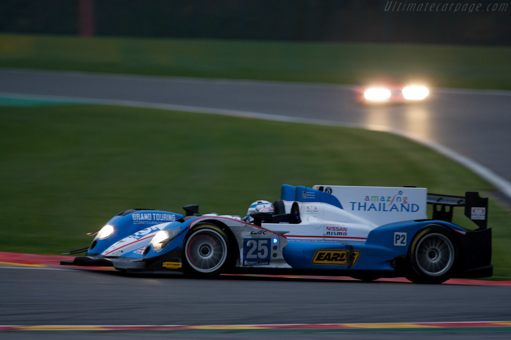 Oreca 03 Nissan    - 2012 WEC 6 Hours of Spa-Francorchamps
