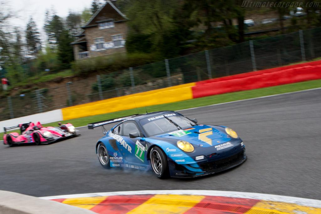 Porsche 997 GT3 RSR    - 2012 WEC 6 Hours of Spa-Francorchamps
