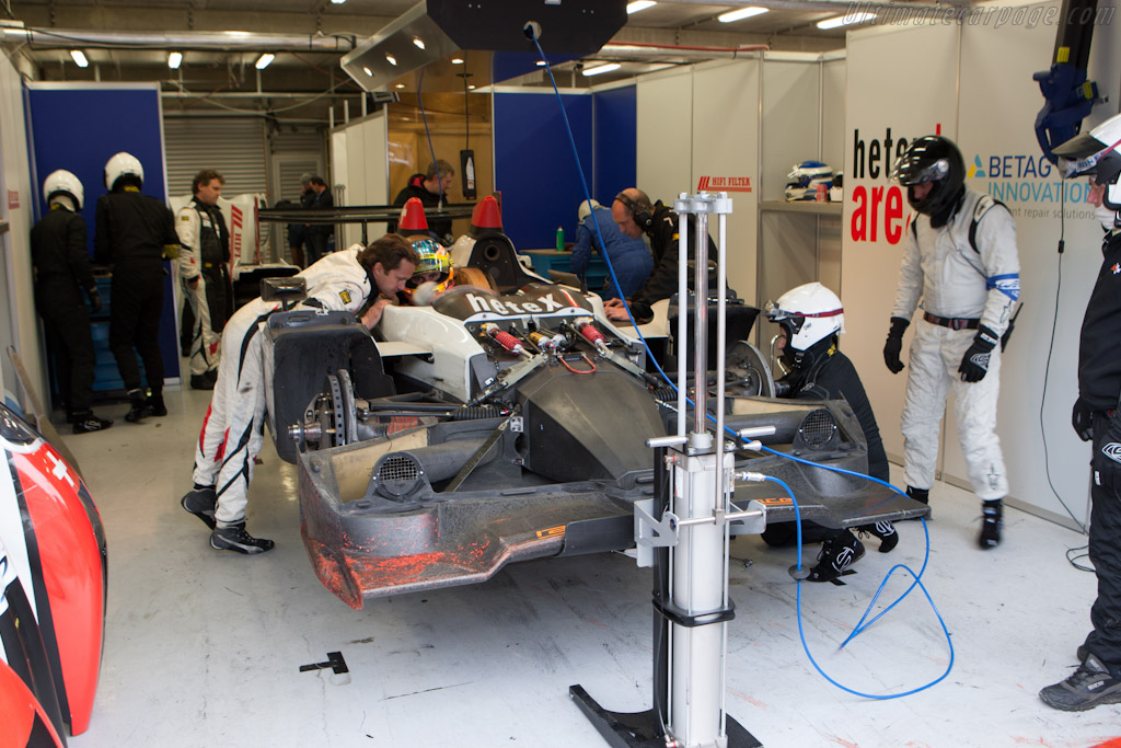 Race Performance problems    - 2012 WEC 6 Hours of Spa-Francorchamps