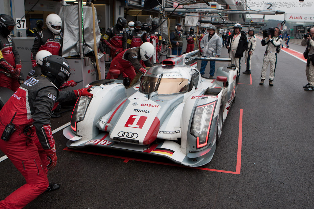 Ready to go    - 2012 WEC 6 Hours of Spa-Francorchamps