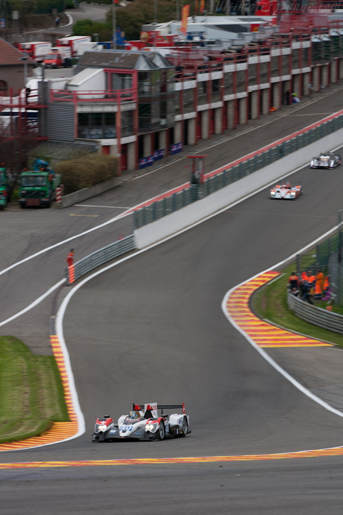 Welcome to Spa-Francorchamps    - 2012 WEC 6 Hours of Spa-Francorchamps