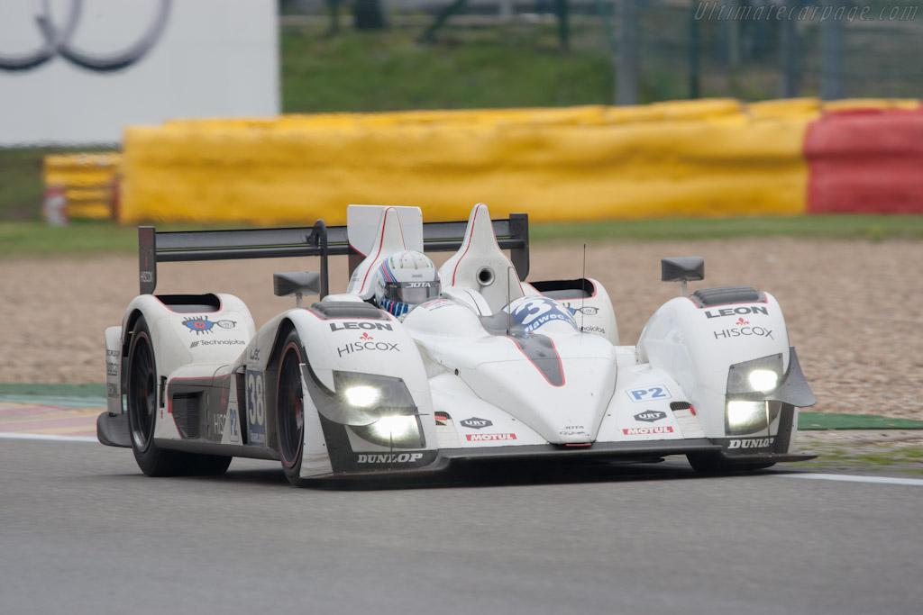 Zytek Z11SN Nissan    - 2012 WEC 6 Hours of Spa-Francorchamps