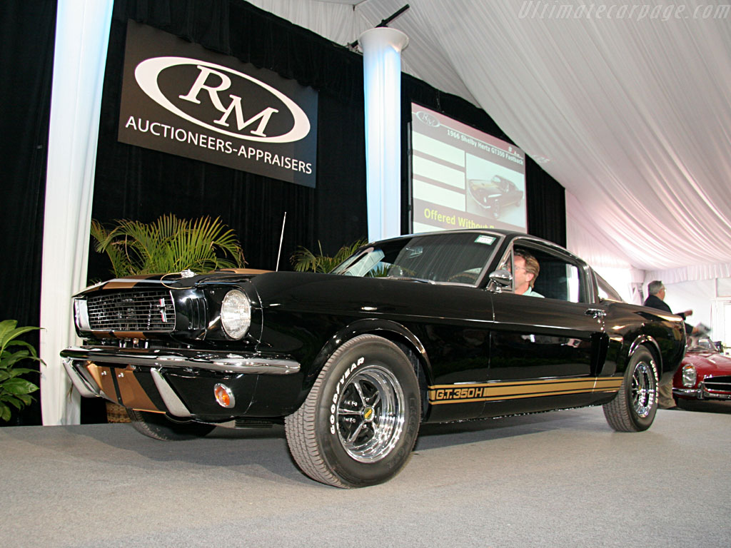 Ford Shelby Mustang Gt350 2006 Amelia Island Concours D