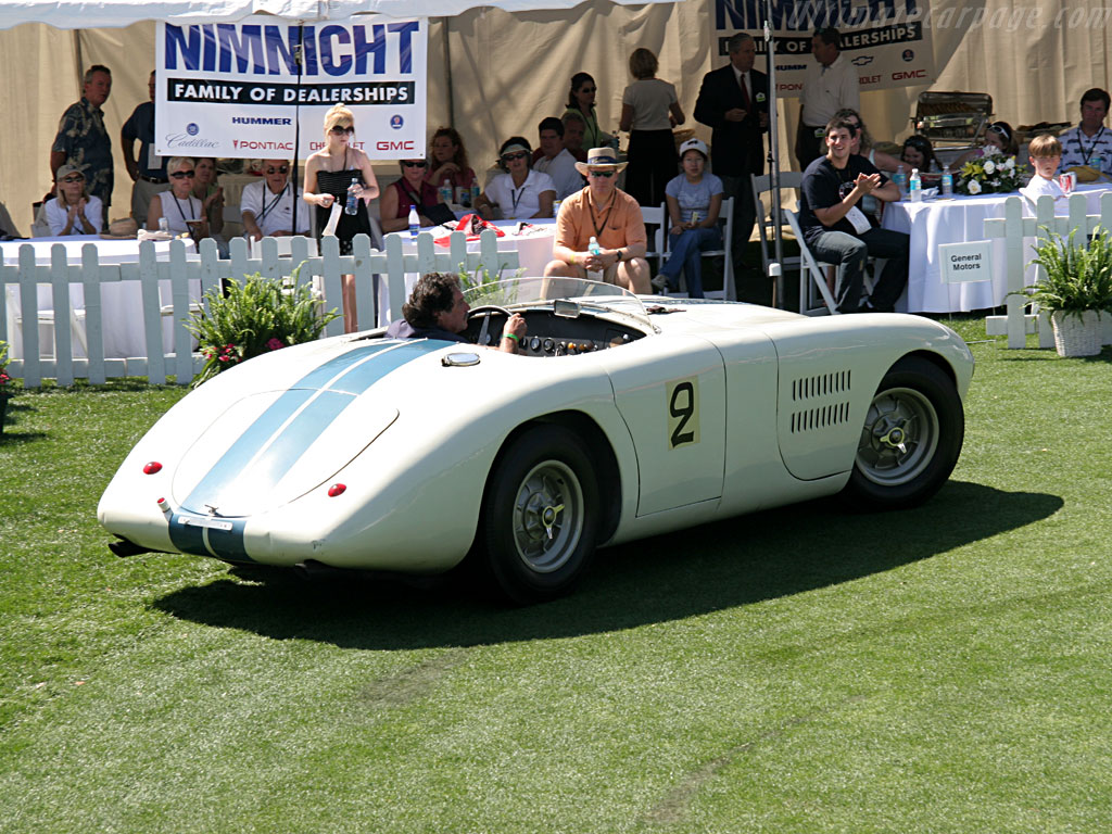 Cunningham C-5R - Chassis: 5319R   - 2006 Amelia Island Concours d'Elegance