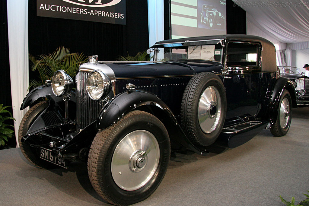Bentley 8-Litre Sportsman Coupe - Chassis: YR5088   - 2006 Amelia Island Concours d'Elegance