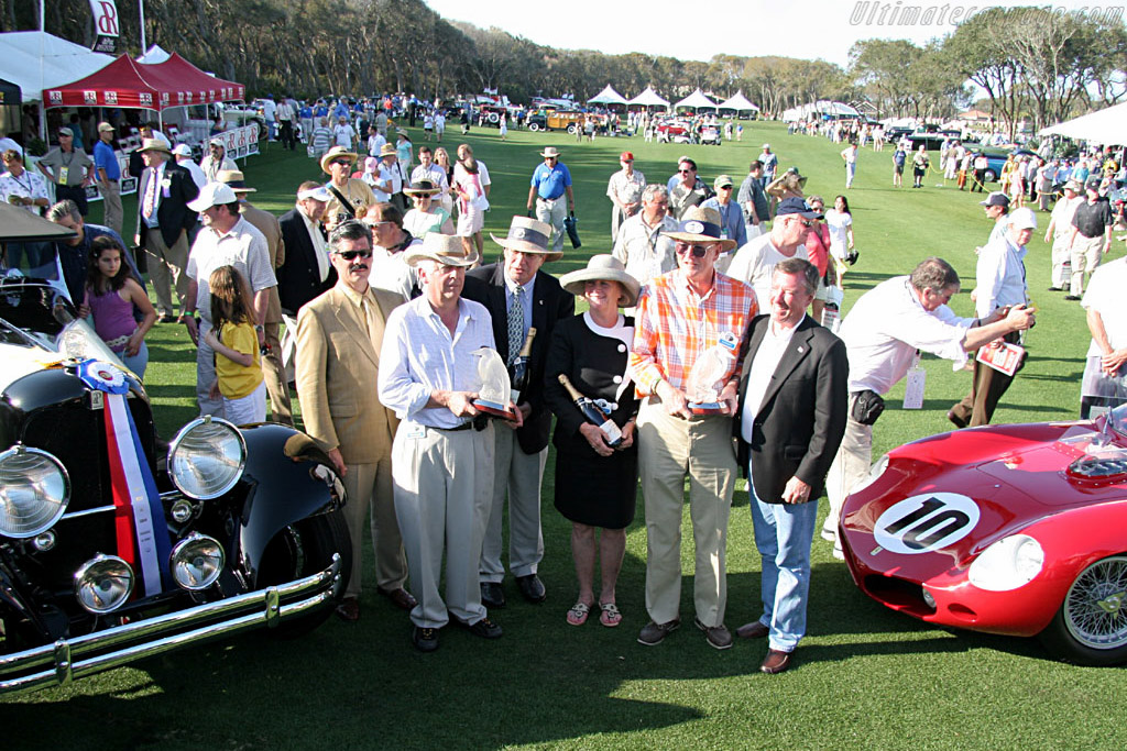 Best in Show    - 2006 Amelia Island Concours d'Elegance