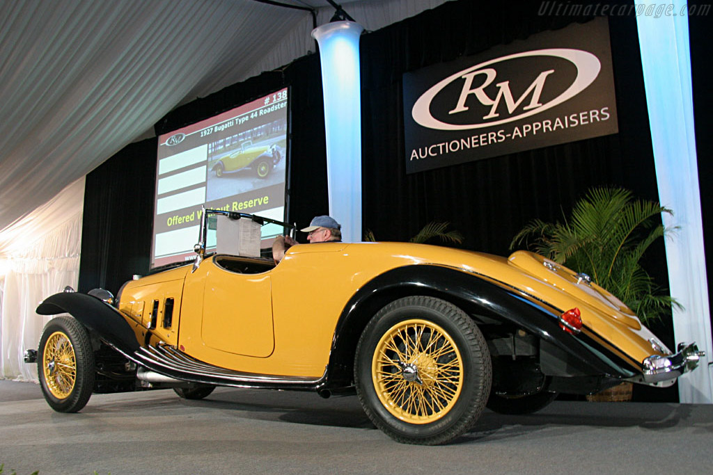 Bugatti Type 44 Roadster - Chassis: 44857   - 2006 Amelia Island Concours d'Elegance