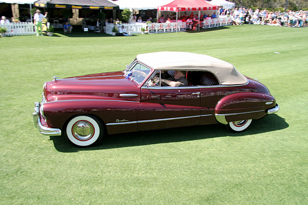 Buick Roadmaster Convertible    - 2006 Amelia Island Concours d'Elegance