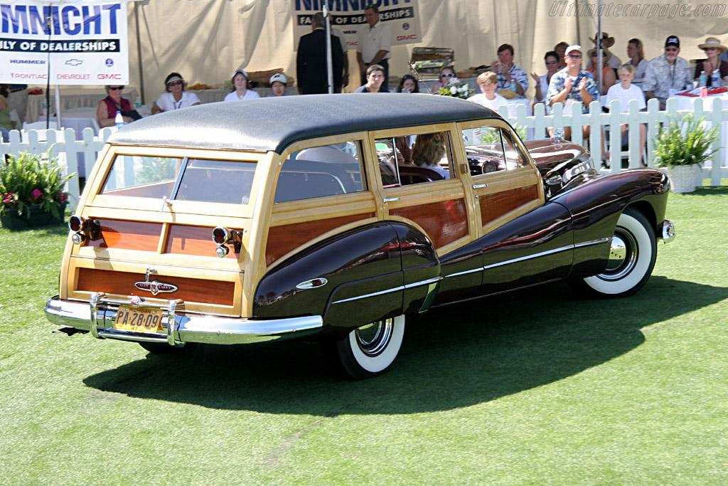 Buick Roadmaster Estate Wagon    - 2006 Amelia Island Concours d'Elegance