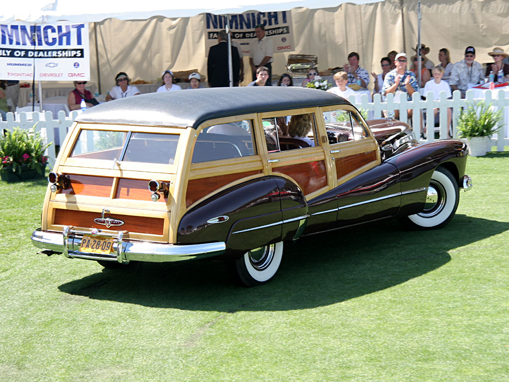 Buick Roadmaster Estate Wagon 2006 Amelia Island Concours D Elegance
