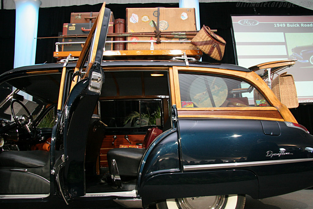 Buick Roadmaster Woodie Station Wagon - Chassis: 15275380   - 2006 Amelia Island Concours d'Elegance
