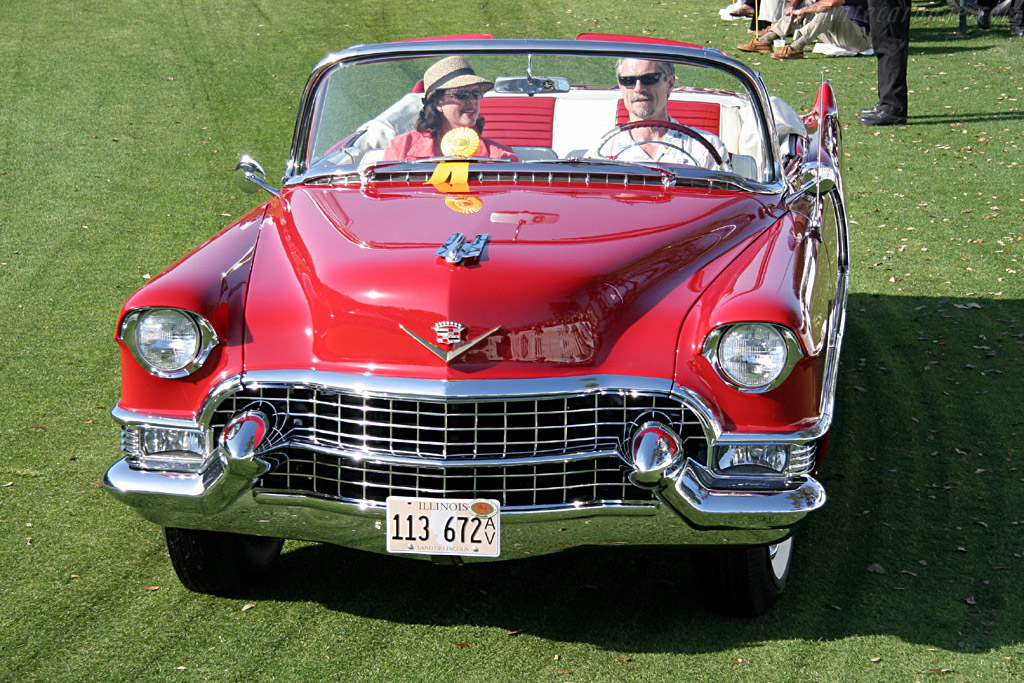 Cadillac Series 62 Convertible    - 2006 Amelia Island Concours d'Elegance
