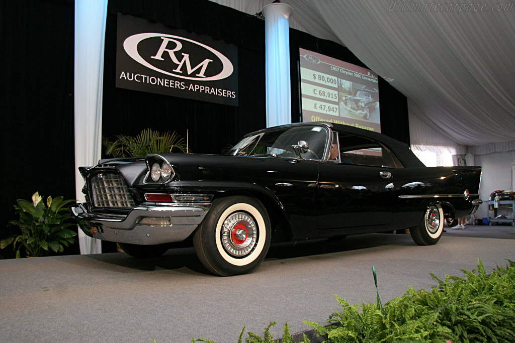 Chrysler 300C Convertible - Chassis: 3N573107   - 2006 Amelia Island Concours d'Elegance