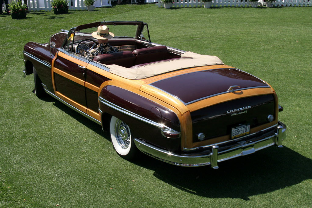 Chrysler Town and Country Convertible    - 2006 Amelia Island Concours d'Elegance
