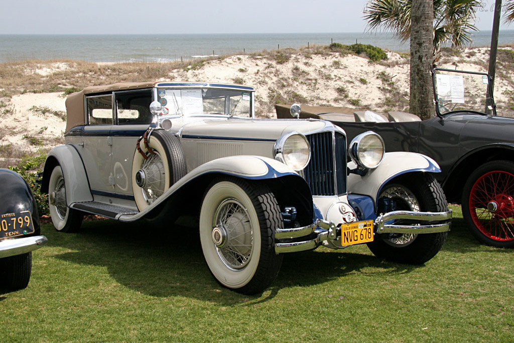 Cord L-29 Convertible Sedan - Chassis: FD2936A   - 2006 Amelia Island Concours d'Elegance