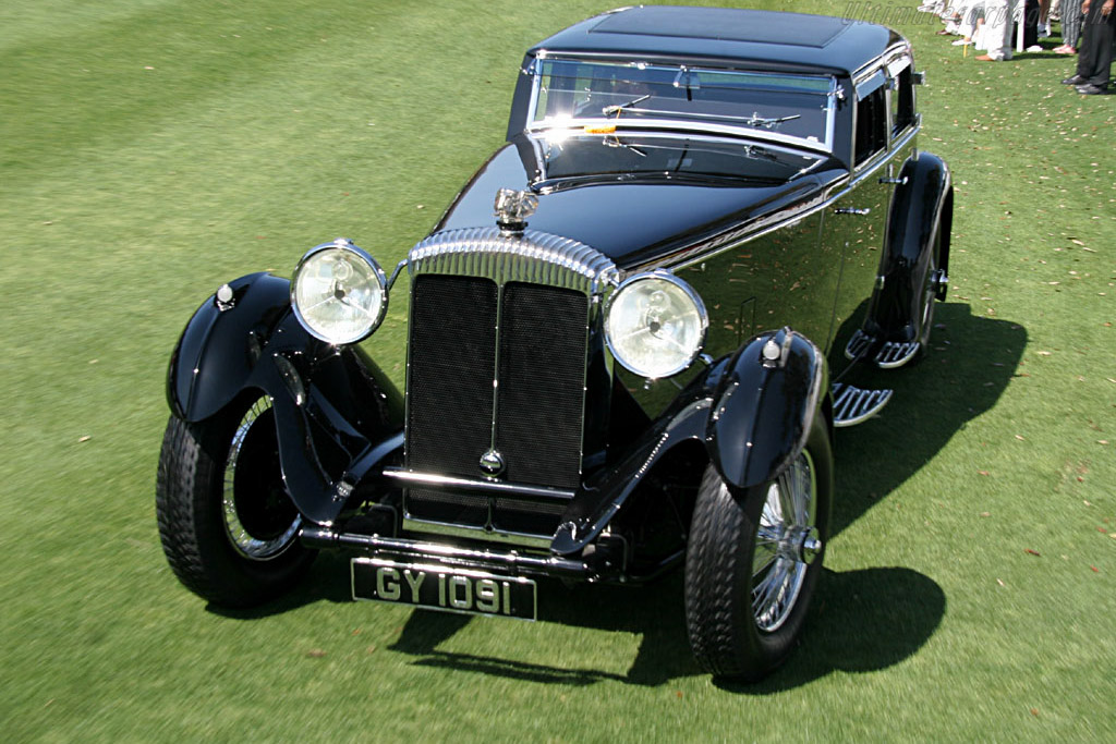 Daimler Double Six    - 2006 Amelia Island Concours d'Elegance