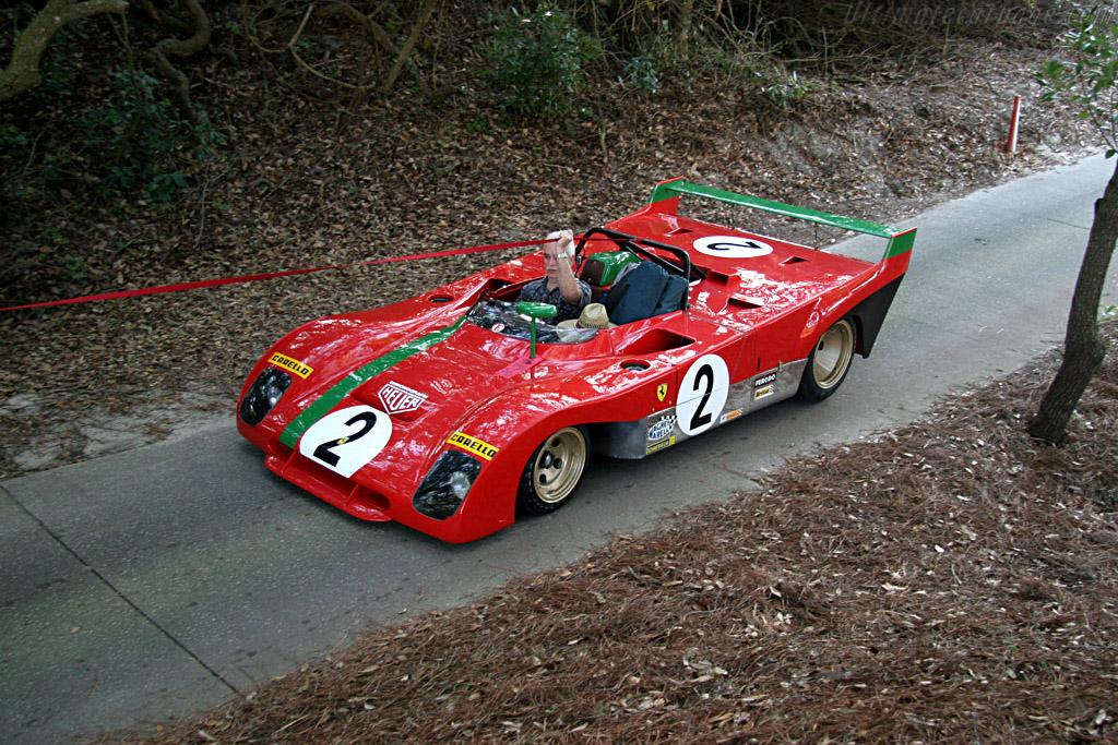 Ferrari 312 PB - Chassis: 0894 - Entrant: James Jaeger  - 2006 Amelia Island Concours d'Elegance