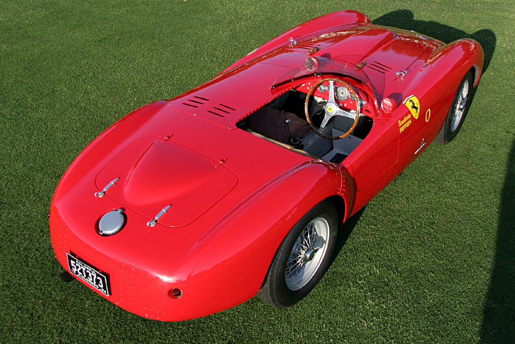 Ferrari 500 Mondial - Chassis: 0418MD   - 2006 Amelia Island Concours d'Elegance