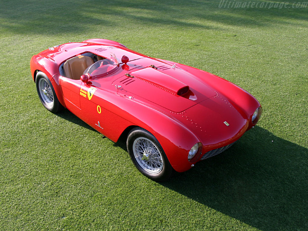 ferrari 500 mondial chassis 0418md 2006 amelia island concours d 39 elegance. Black Bedroom Furniture Sets. Home Design Ideas
