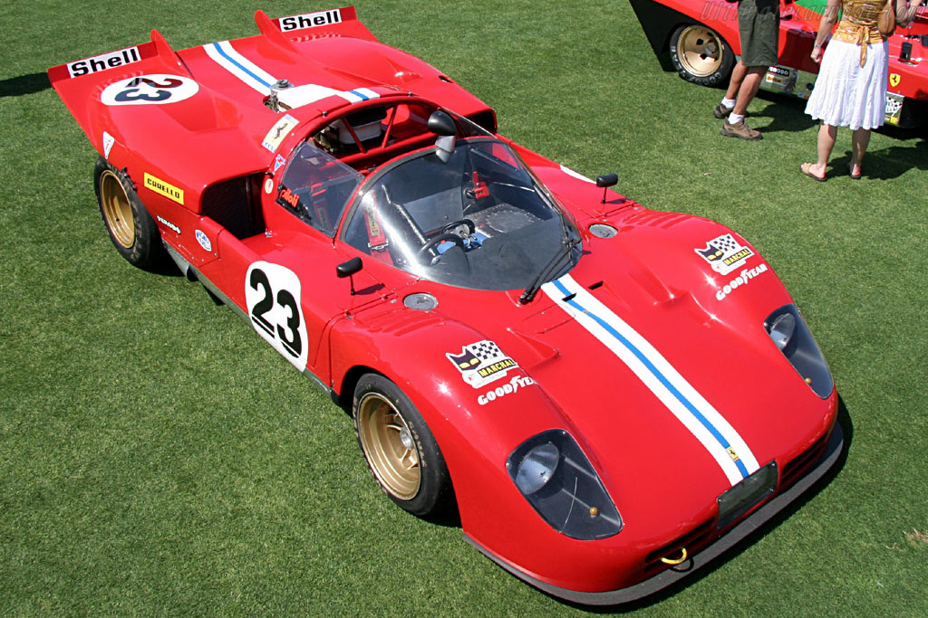 Ferrari 512 S - Chassis: 1006   - 2006 Amelia Island Concours d'Elegance
