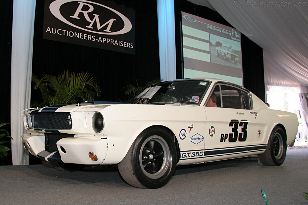 Ford Shelby Mustang GT350 R - Chassis: SFM5R102   - 2006 Amelia Island Concours d'Elegance