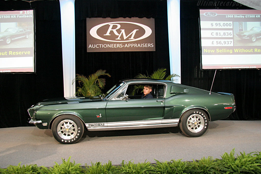 Ford Shelby Mustang GT500 KR - Chassis: 8T02R213248   - 2006 Amelia Island Concours d'Elegance