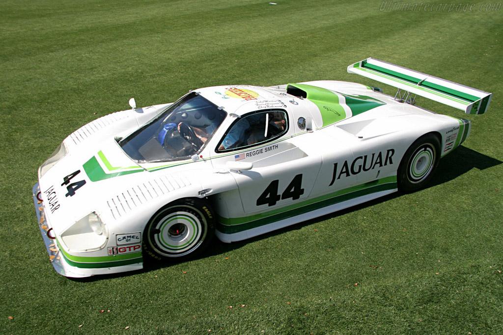 Jaguar XJR-7    - 2006 Amelia Island Concours d'Elegance