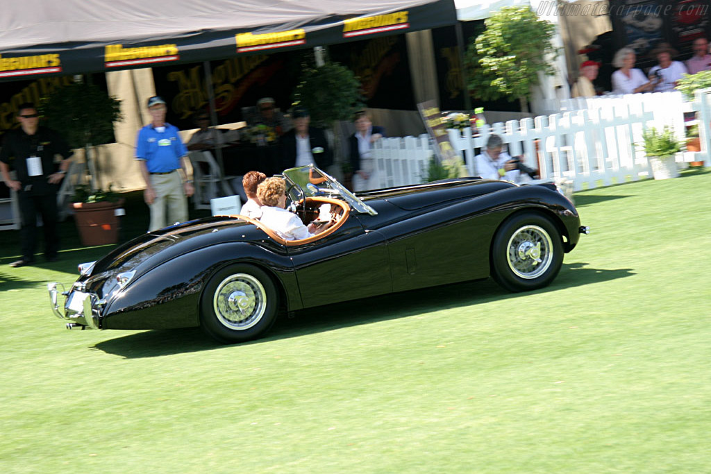 Jaguar XK120    - 2006 Amelia Island Concours d'Elegance