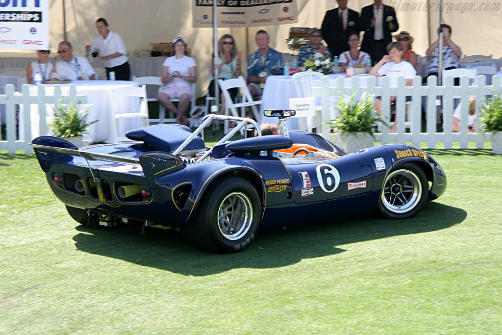 Lola T70 Penske Special - Chassis: SL75/124   - 2006 Amelia Island Concours d'Elegance