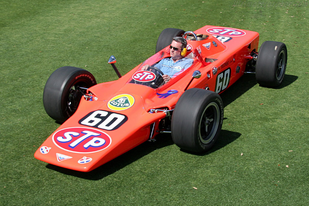 Lotus 56 - Chassis: 56/1 RE   - 2006 Amelia Island Concours d'Elegance