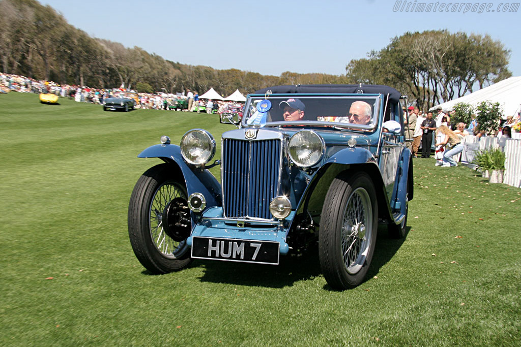 MG N-Type Magnette   - 2006 Amelia Island Concours d'Elegance