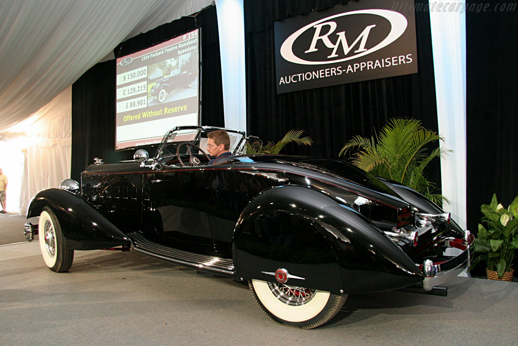 Packard Twelve Runabout Speedster - Chassis: 902172   - 2006 Amelia Island Concours d'Elegance