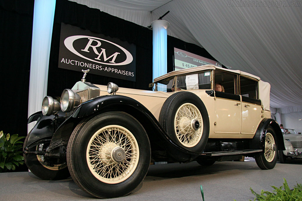 Rolls-Royce Phantom I All Weather Touring Saloon - Chassis: 49FH   - 2006 Amelia Island Concours d'Elegance