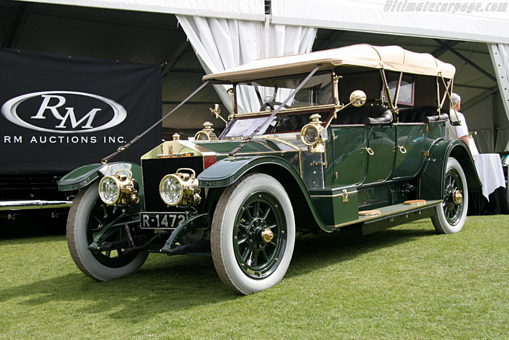 Rolls-Royce Silver Ghost Touring - Chassis: 2092   - 2006 Amelia Island Concours d'Elegance