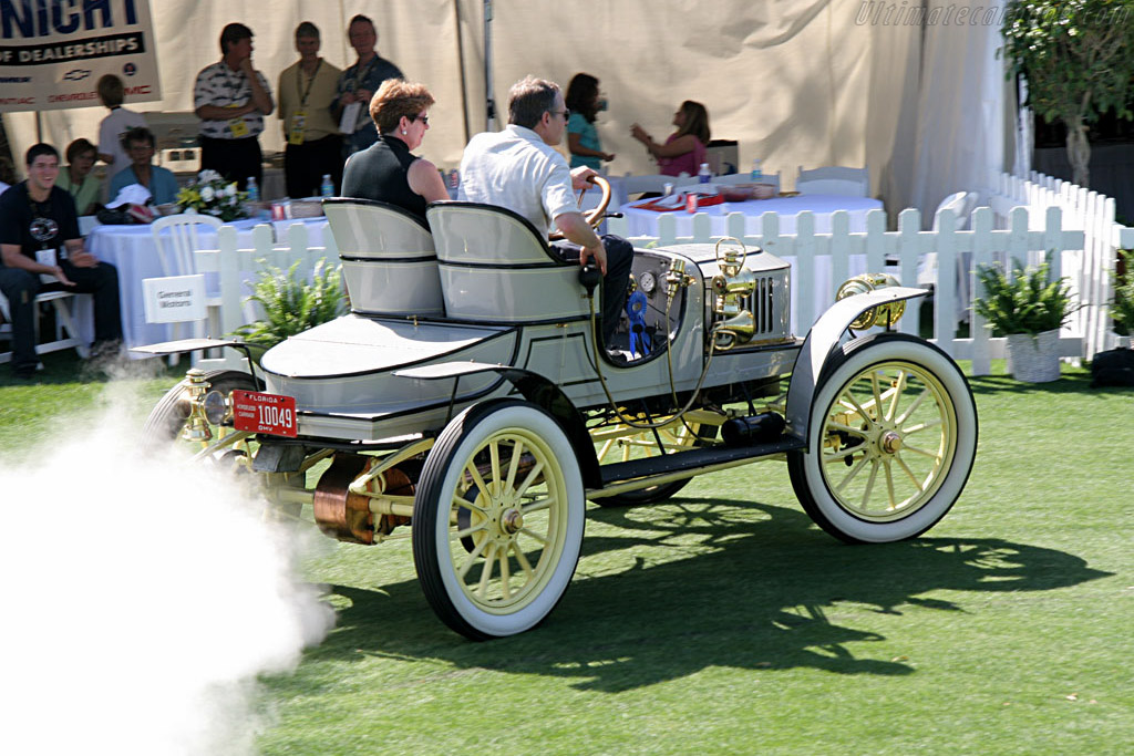 Stanley Steamer 10 hp EX Runabout    - 2006 Amelia Island Concours d'Elegance