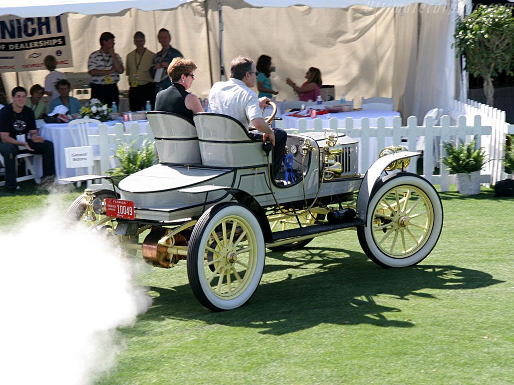 Stanley Steamer Car >> Stanley Steamer 10 hp EX Runabout - 2006 Amelia Island Concours d'Elegance
