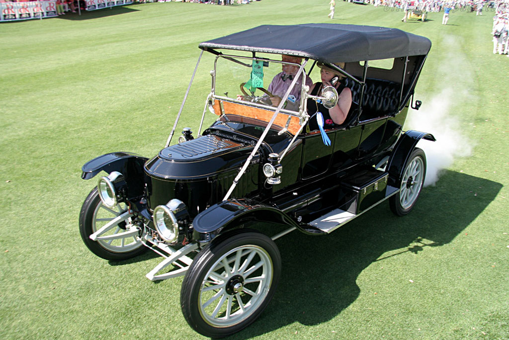 Stanley Steamer 65 10 hp Touring Car    - 2006 Amelia Island Concours d'Elegance