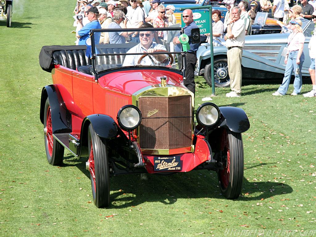 Stanley Steamer Car >> Stanley Steamer 735 - 2006 Amelia Island Concours d'Elegance
