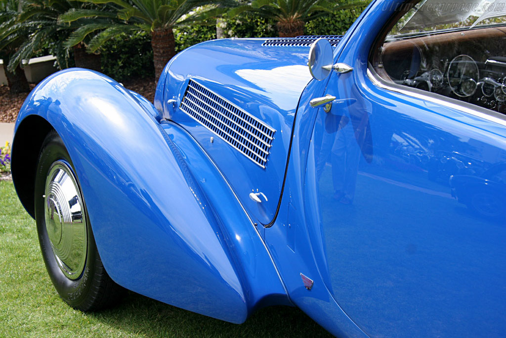 Talbot Lago T23 Figoni & Falaschi Coupe - Chassis: 93064   - 2006 Amelia Island Concours d'Elegance