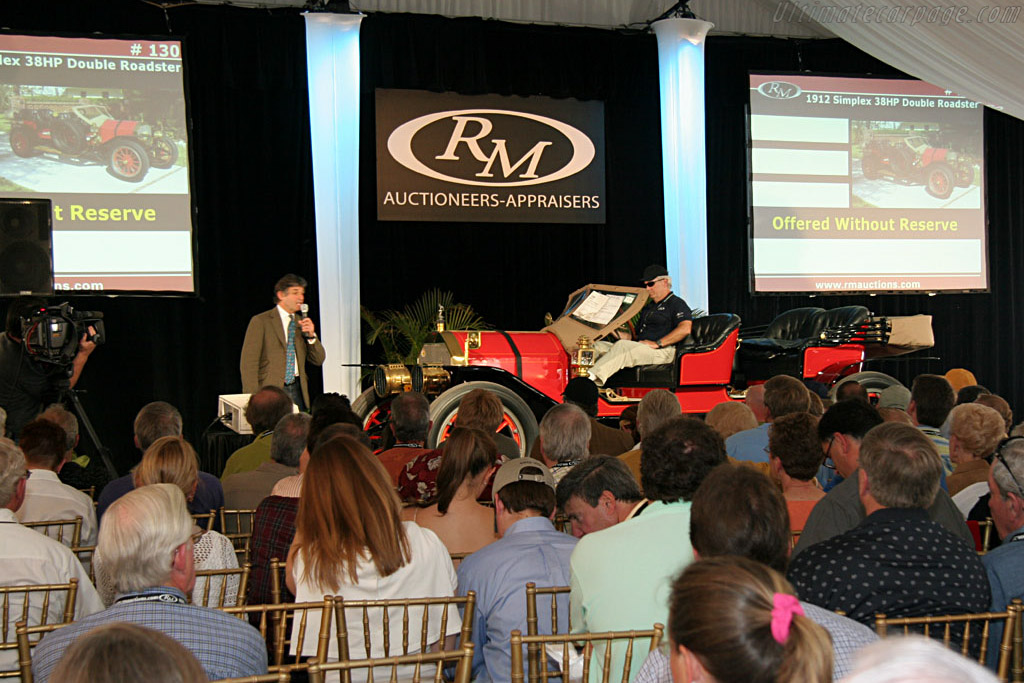 Welcome to the auction!    - 2006 Amelia Island Concours d'Elegance