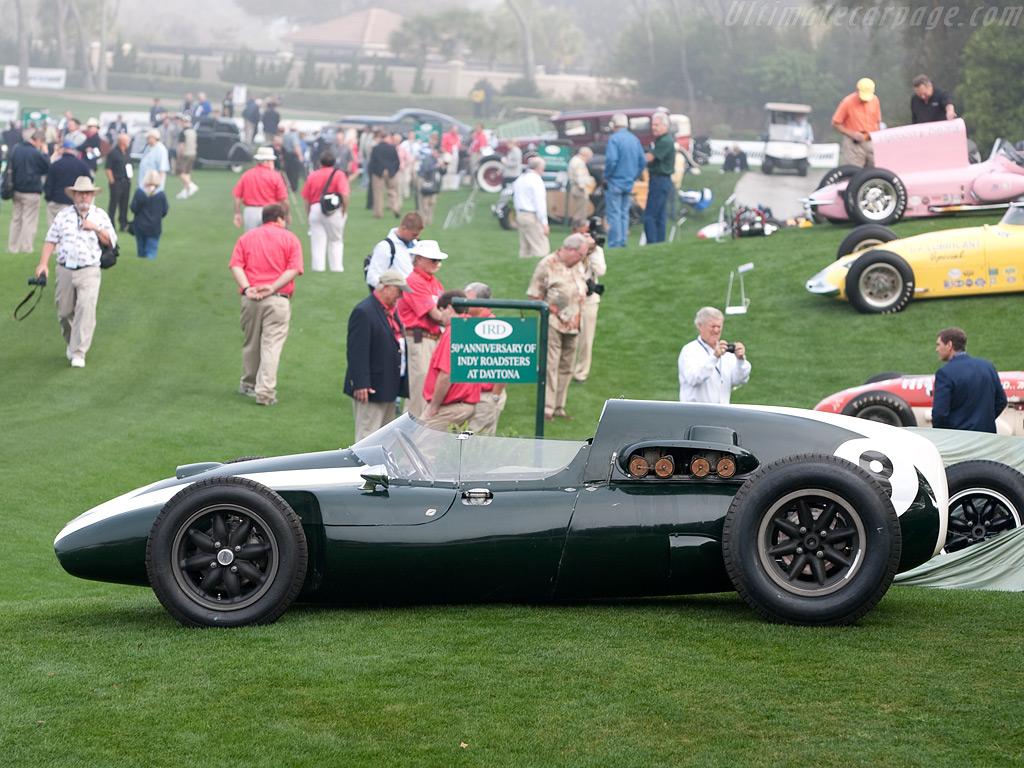 Us Grand Prix >> Cooper T51 Climax - 2009 Amelia Island Concours d'Elegance