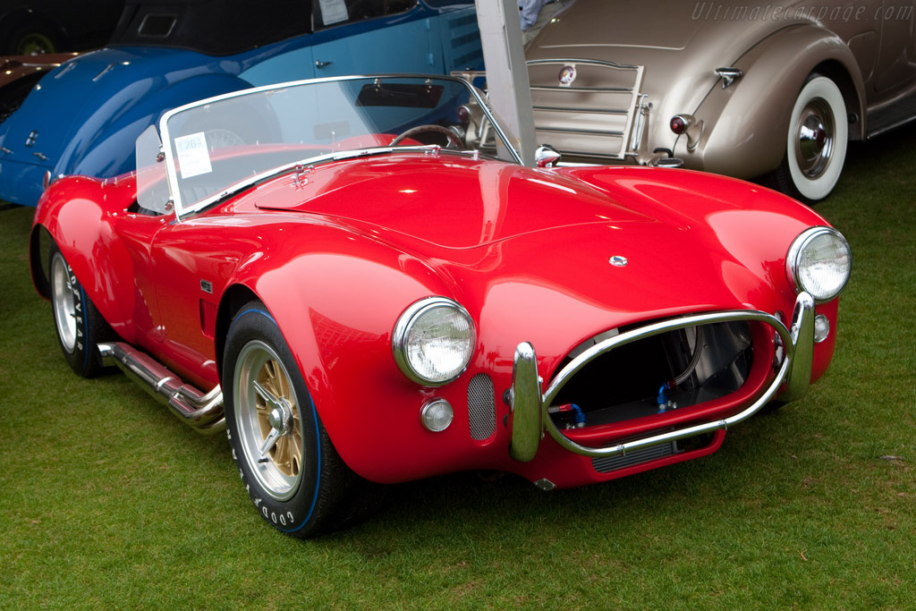AC Shelby Cobra 427 - Chassis: CSX3187   - 2009 Amelia Island Concours d'Elegance