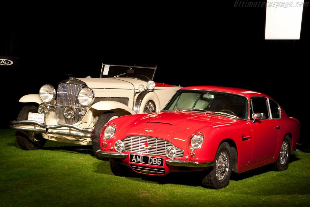 Aston Martin DB6 - Chassis: DB6/2590/R   - 2009 Amelia Island Concours d'Elegance