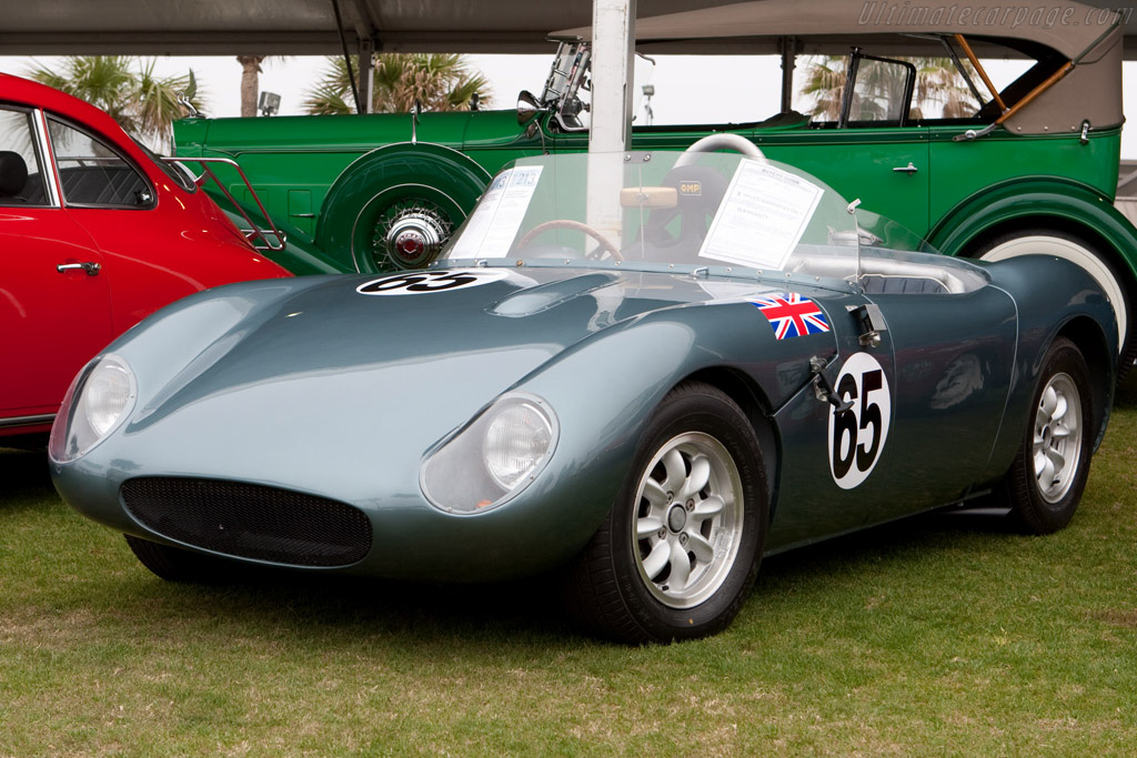 Austin Healey Sebring Sprite Special - Chassis: ST 450S   - 2009 Amelia Island Concours d'Elegance
