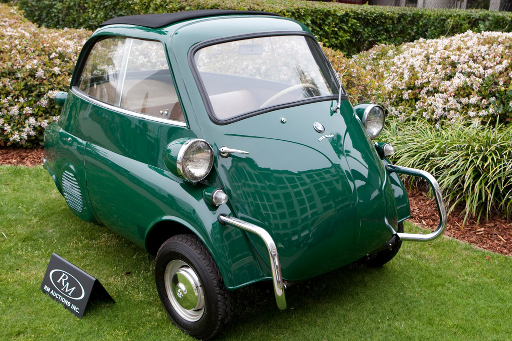 BMW Isetta 300 - Chassis: A11917   - 2009 Amelia Island Concours d'Elegance