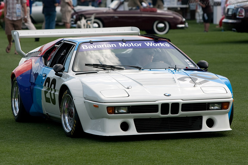 BMW M1 Group 4 - Chassis: 4301223   - 2009 Amelia Island Concours d'Elegance