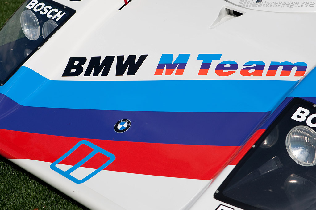 BMW March GTP - Chassis: 86G-02   - 2009 Amelia Island Concours d'Elegance