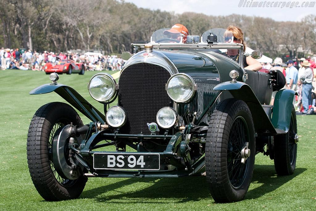 Bentley 3/4.5 Liter    - 2009 Amelia Island Concours d'Elegance